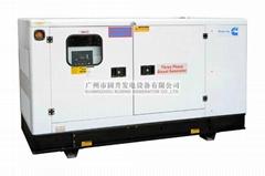 天津雷沃动力柴油发电机40KW