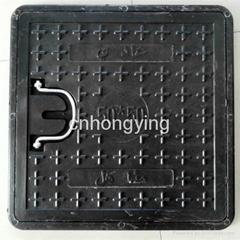 500x500 square manhole cover