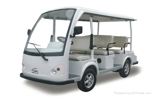 昆明電動觀光車8座經典觀光車遊覽車看房車 1