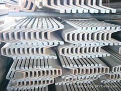 U-shape steel structural in steel bracket