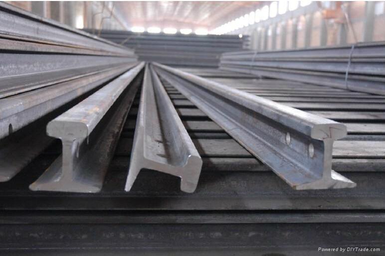 Track rail light rail 15kg/m with high quality 3