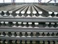 Track rail light rail 15kg/m with high quality 5
