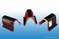 U channel steel profiles for mine