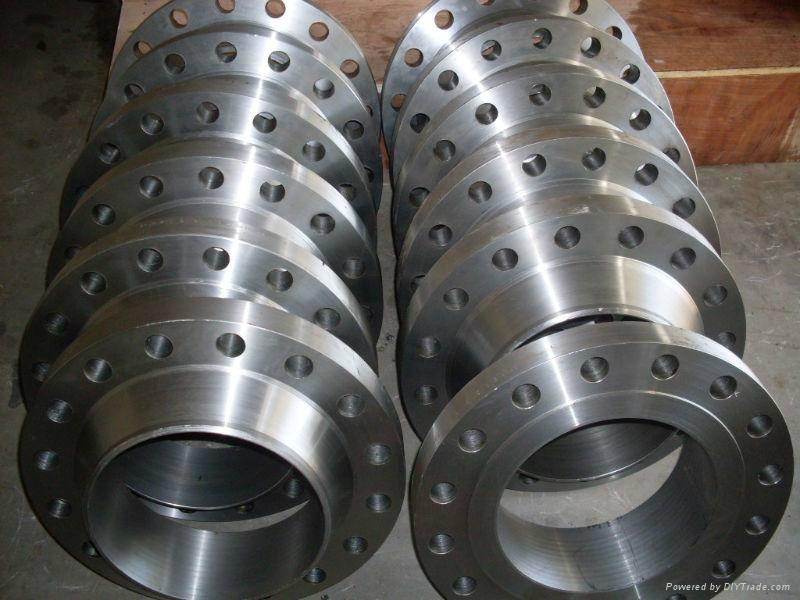 Oil or gas ring flange 3