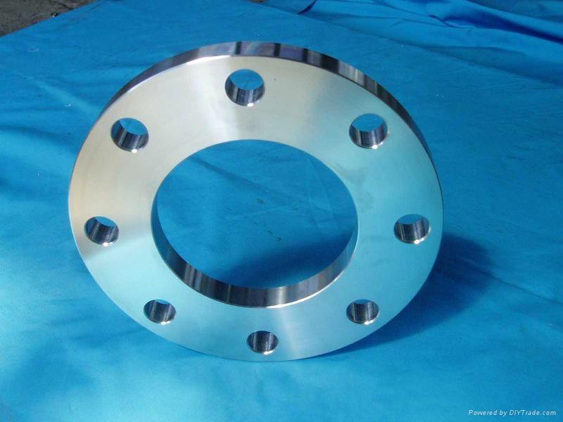 Oil or gas ring flange 2