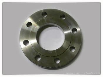 Hot rolled plate cutting oil or gas pipe flange 1