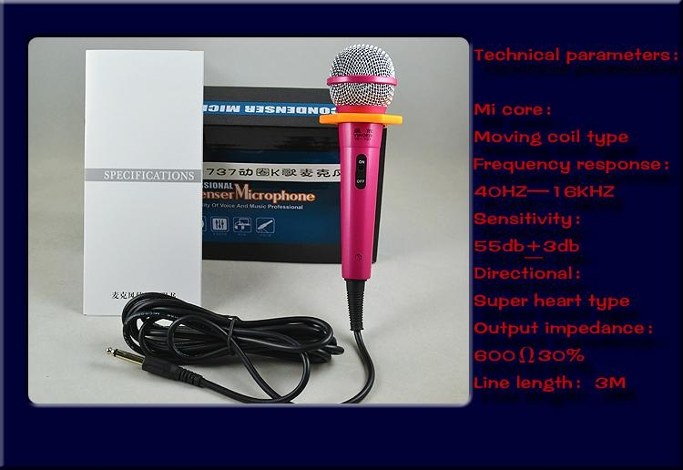 Wired microphone 3