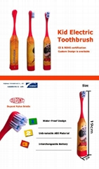 Kid electric toothbrush