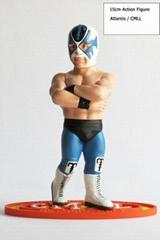 OEM wrestler figure