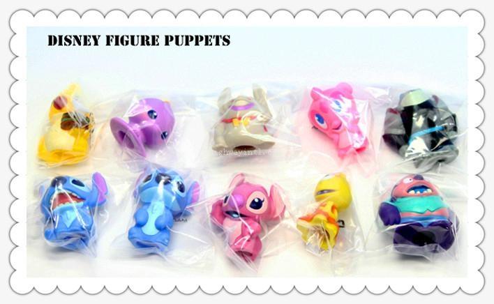 Rubber finger puppet 2