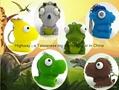 Cute Squishies * Dinosaur Eye Poppers