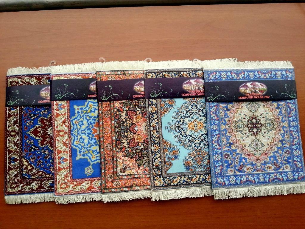 Perfect ... TURKISH SILK TOUCH RUG KiLiM DESIGN CARPET MOUSE PAD MATS 5
