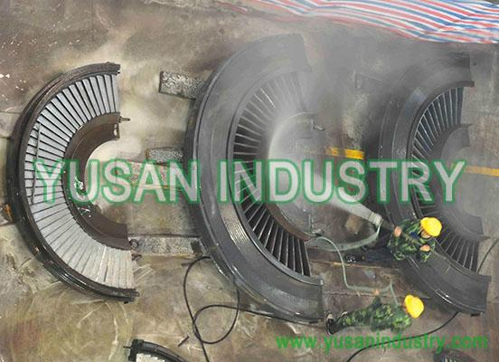 Metal cleaning agent for aluminium or copper or Magnesium-titanium alloy 3