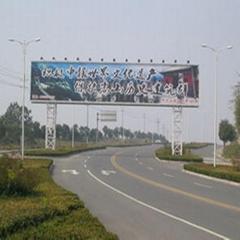 東莞大型立柱廣告