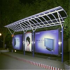 大型灯箱广告
