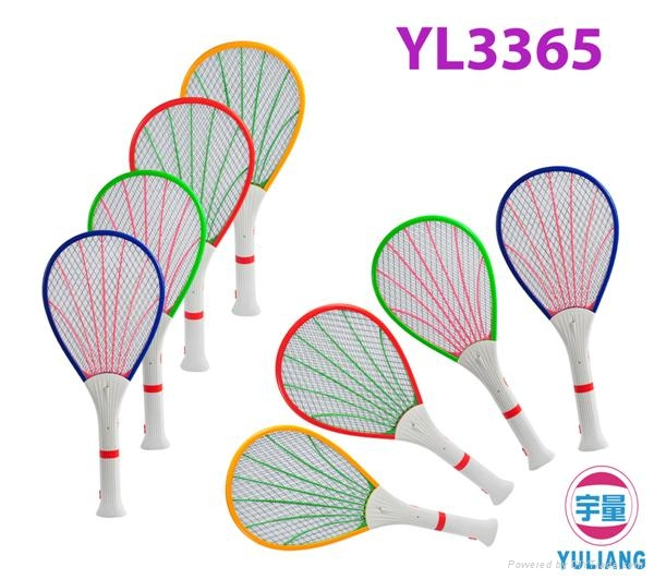 Rechargeable electric fly mosquito swatter 3