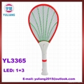 Rechargeable electric fly mosquito swatter 4