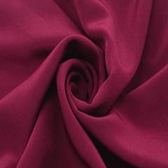 Textile Woven Koshibo 100% Polyester Plain Dyed Fabric