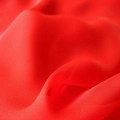 30D Cation Satin Chiffon polyester DYE Fabric P/D plain pure chiffon silk fabric