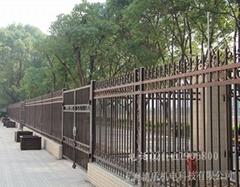 鋅鋼圍牆護欄杆
