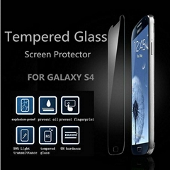Explosion-proof Tempered Glass Screen Protector For Samsung S4 / i9500