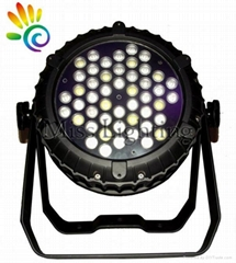 48*5W RGBW  IP65 Outdoor Pan Can led par light