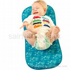 Neoprene cloth for changing baby diaper (baby accessaries)