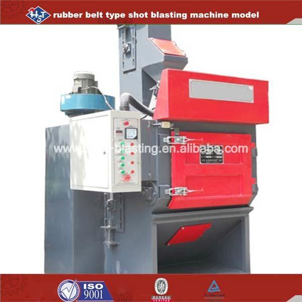 Rubber belt type Shot Blasting Machinery 1
