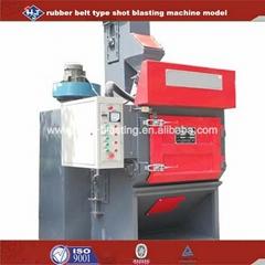 Rubber belt type Shot Blasting Machinery
