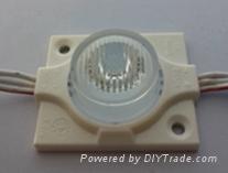 单颗注塑模组 灯箱专用