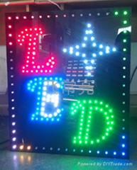 LED外露灯