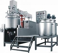 Vacuum Homogenize Emulsify Machine