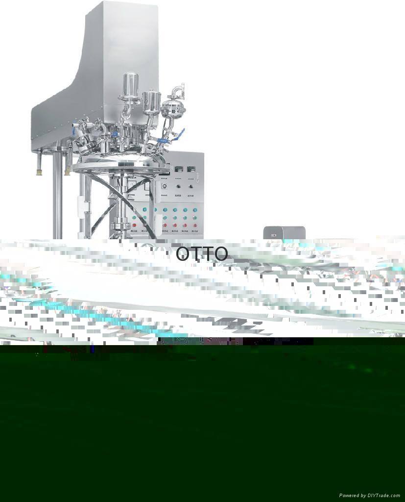 真空均質乳化機 5