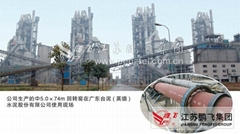 Wet Process Rotary Kiln Professional Manufacturer in China