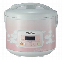Deluxe Multi Rice Cooker