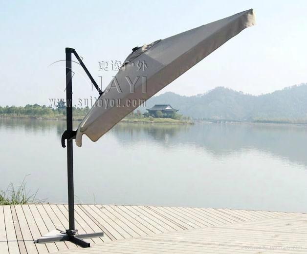 夏圖悠SY-6007羅馬傘庭院傘戶外傢具太陽傘 1