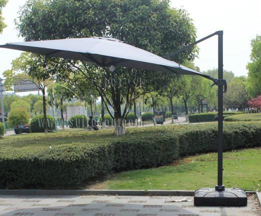 夏圖悠SY-6009羅馬傘圓形單頂 1