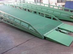 液压升降机移动式登车桥
