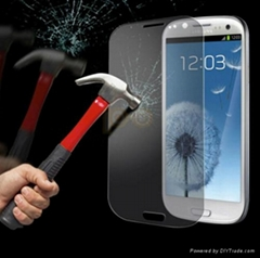 Tempered glass  screen guard for  Samsung