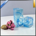 Printed plastic packaging box for sprays and led lights 3