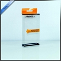 Clear PVC Packaging Box With Printing With Hanger On Top 3