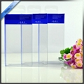 Clear PET Packaging Box For Christmas Gift 2