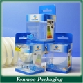 Printed plastic packaging box for sprays and led lights 5