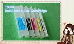 Best quality Refillable Ink Cartridge For Epson T3000 Printer