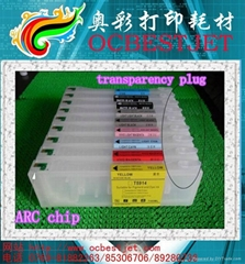 Worth that much!!!!!! 9 colors Refillable Ink Cartridge For Epson 11880 Printer