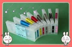 350ml Refillable Ink Cartridge For Epson 7800 Printer