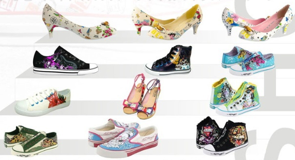 武藤鞋材印花機 1