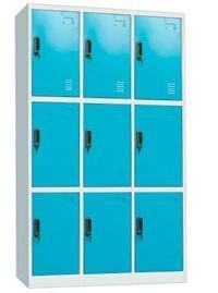 Nine - door Locker  1