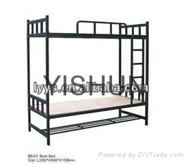 Dormitory Furniture Bunk Bed 1