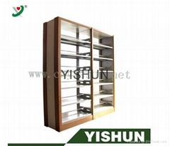 Wooden Guard Bookshelf
